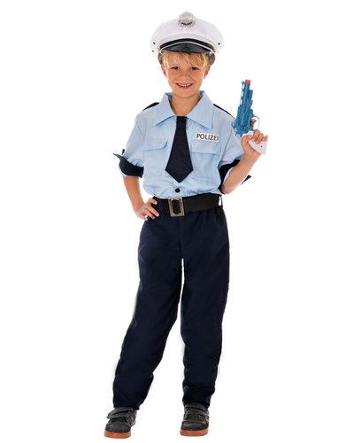 Magicoo Deutsche Polizei Kostüm für Kinder