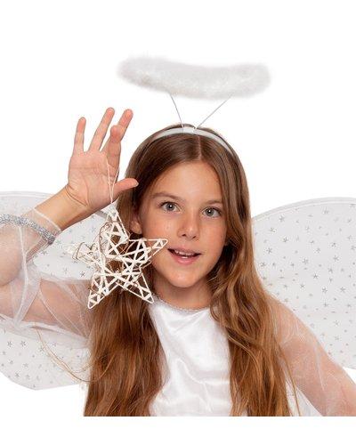 Magicoo Heiligenschein für Engel mit Federn