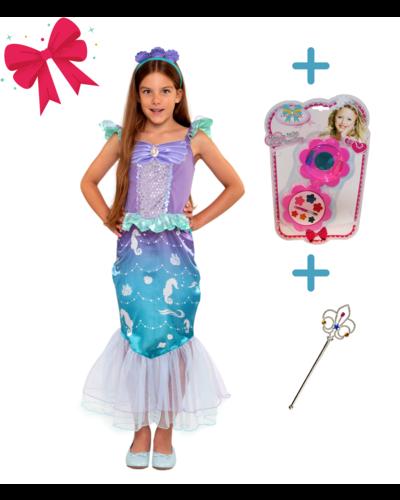 Magicoo Geschenkset für Mädchen - Meerjungfrau