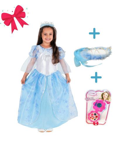 Magicoo Geschenkset für Mädchen - Eisprinzessin Set