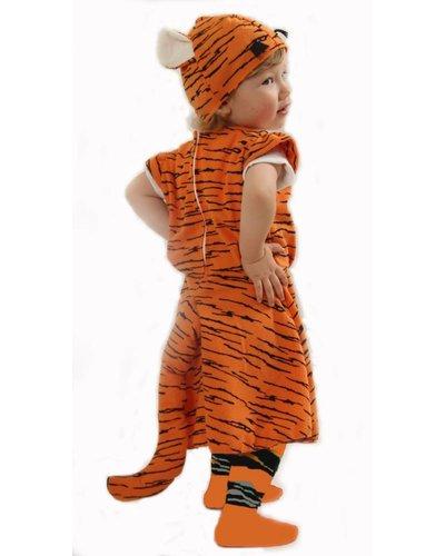 Magicoo Tiger Kostüm für Mädchen