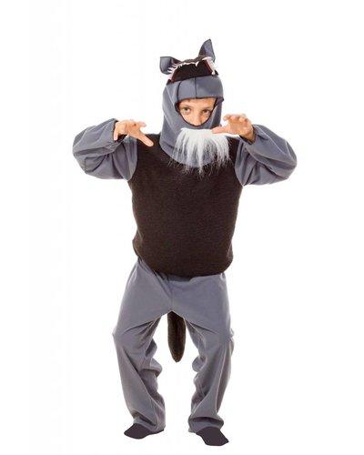 Magicoo Wolfskostüm für Kinder