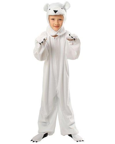 Magicoo Eisbär Kostüm für Kinder