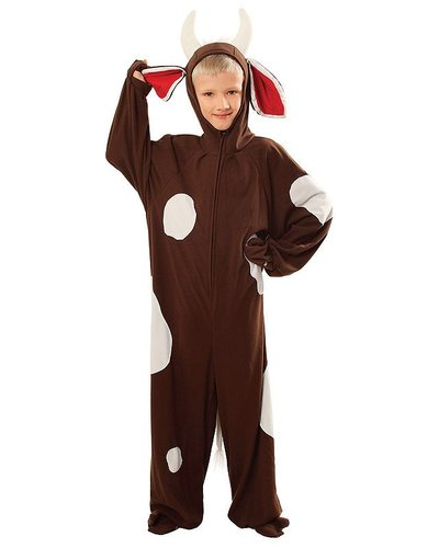 Magicoo Kuh Kostüm für Kinder