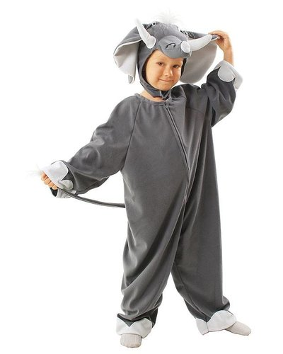 Magicoo Elefantenkostüm für Kinder