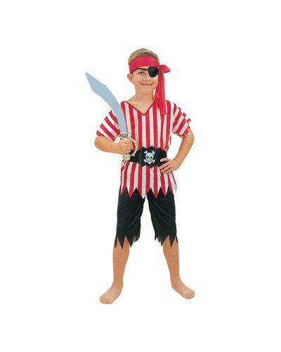 Magicoo Pirat Kostüm für Kind