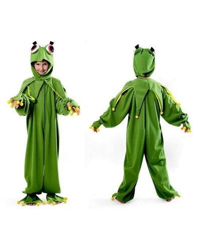 Magicoo Kinderkostüm Frosch