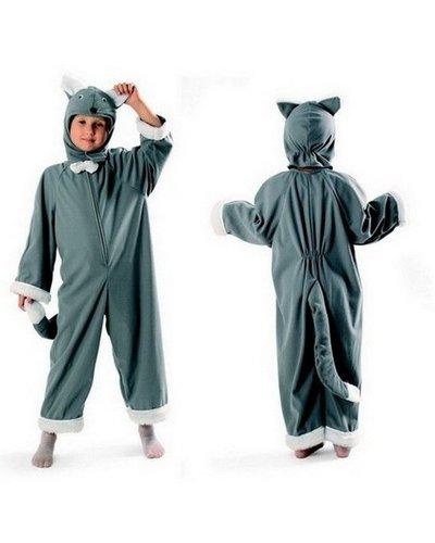 Magicoo Katzenkostüm Kind - Kinderkostüm Katze