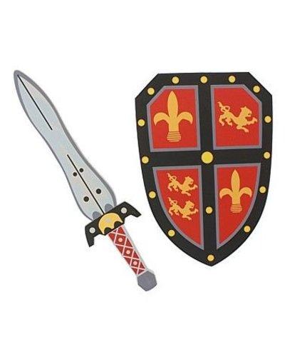 Magicoo Ritter Schwert & Schild