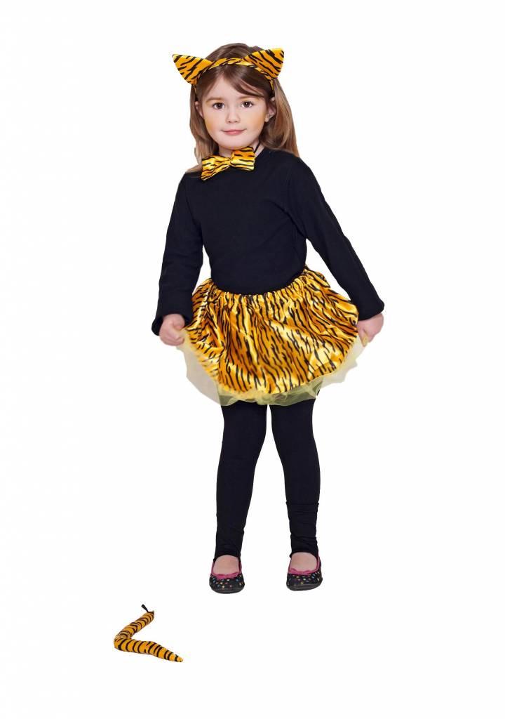 Keine Verkaufssteuer großer Rabatt wähle echt Tigerkostüm für Kinder - Tiger-Set für Mädchen - Magicoo