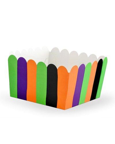Magicoo 6 bunte Deko Popcorn/Süßigkeiten Boxen