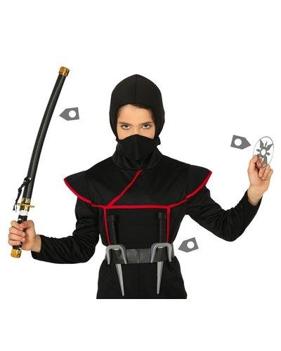 Magicoo Ninja Set mit Katana für Kinder