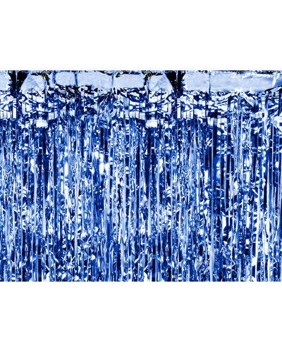 Magicoo Party Vorhang Blau 90 x 250 cm