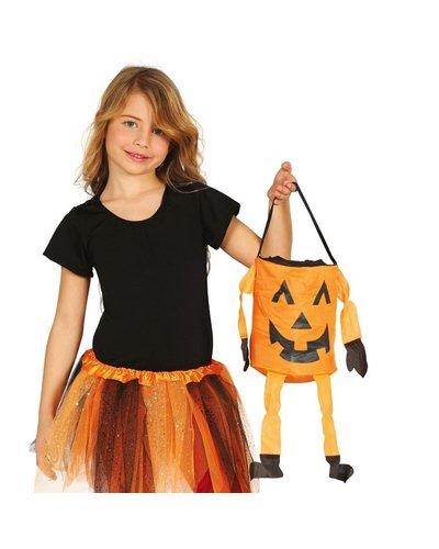 Magicoo Halloween Tasche für Süßigkeiten Kürbis