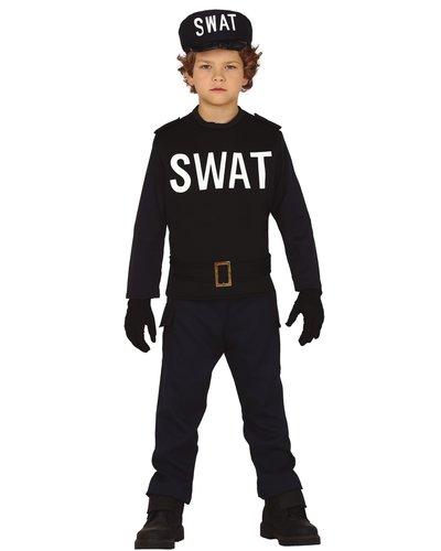 Magicoo SWAT / SEK Kostüm für Kinder