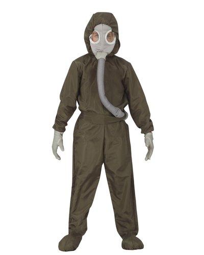 Amscan Nuclear Exterminator Kammerjäger Kostüm