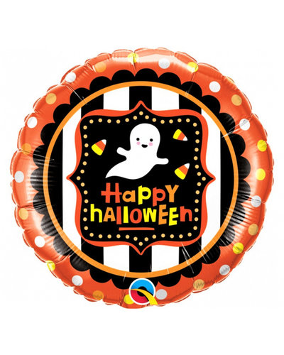 "Magicoo Folienballon ""Happy Halloween"" 45 cm"