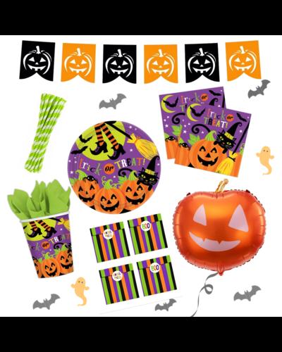 """Magicoo Halloween Party Set """"Hexen & Kürbisse"""""""
