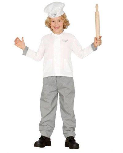 Magicoo Koch Kostüm für Kinder
