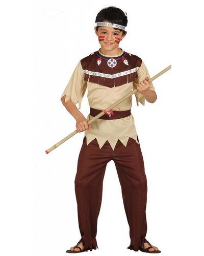Magicoo Indianer Kostüm für Kind