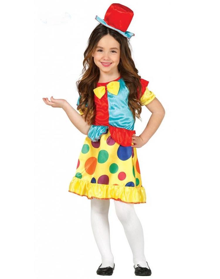 Clown Kostum Fur Madchen Magicoo De Magicoo