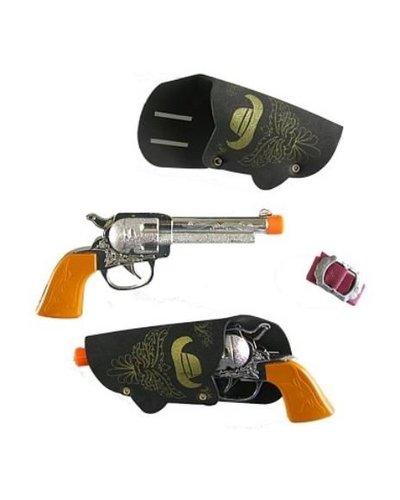 Magicoo Cowboy-Set mit zwei Pistolen