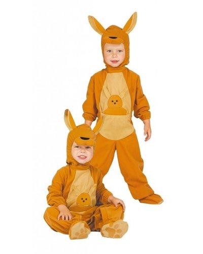 Magicoo Känguru Kostüm für Babys und Kleinkinder