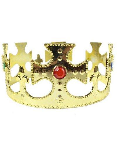 Magicoo Goldene Krone für König und Königin
