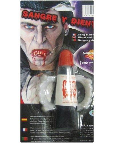 Magicoo Vampirzähne und Vampirblut