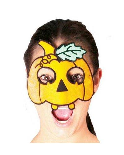 Magicoo Kürbis Maske für Halloween