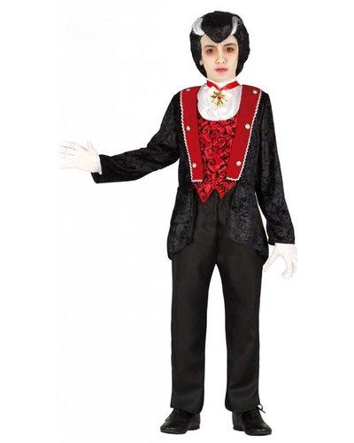 Magicoo Vampir Dracula Kostüm für Kind