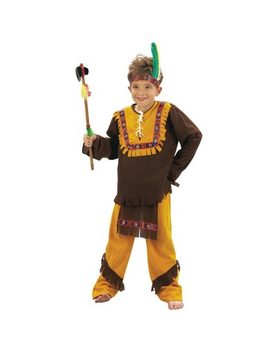 Magicoo Indianer Kostüm für Kind -Jungen