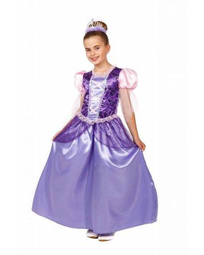 Magicoo Lila Prinzessinnenkleid Sofia für Kinder