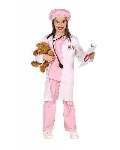 Magicoo Tierarzt Kostüm für Kinder