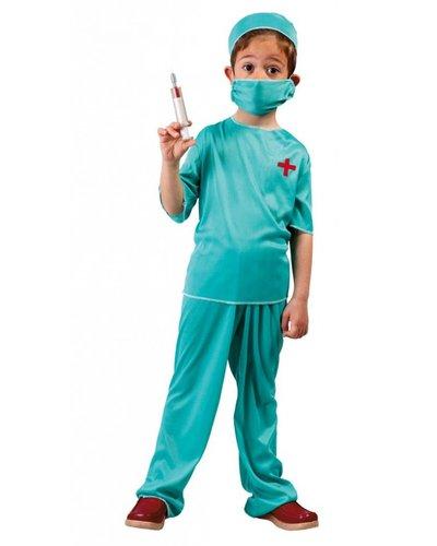 Magicoo Kostüm Chirurg für Kinder