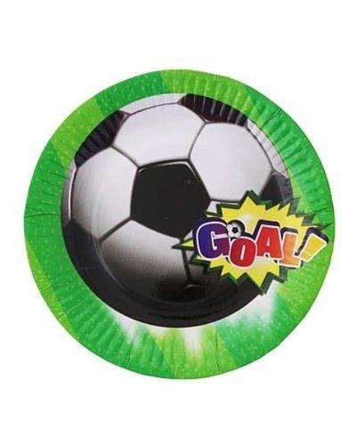 "Magicoo 6 Teller  ""Fußball"" (18cm)"