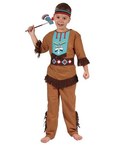 Magicoo Buntes Indianerkostüm für Kinder