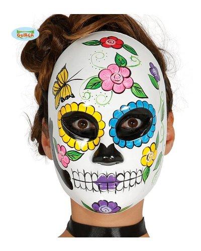 Magicoo Maske - Mexikanisches Skelett