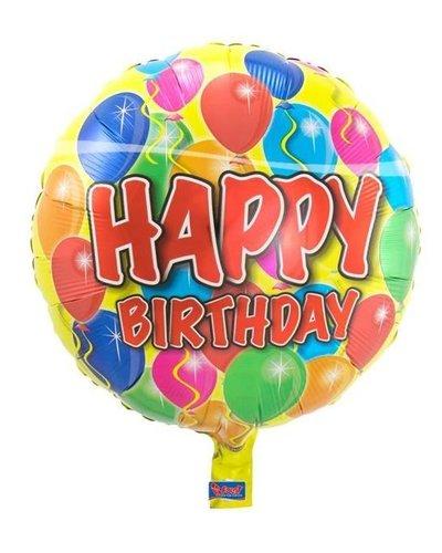"""Magicoo Folienballon """"Happy Birthday"""""""