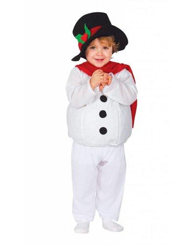 Magicoo Schneemann Kostüm Baby
