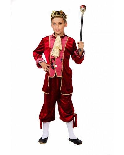 Magicoo König Kostüm für Kinder Deluxe
