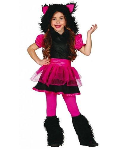 Magicoo Wolf Kostüm für Mädchen