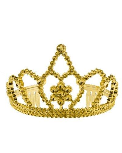Magicoo Goldenes Diadem für Prinzessin