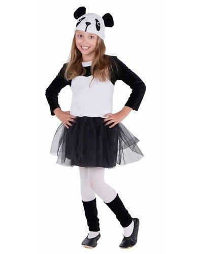 Magicoo Deluxe Panda Kostüm für Kinder Mädchen