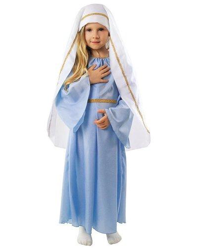 Magicoo Heilige Maria Kostüm für Krippenspiel