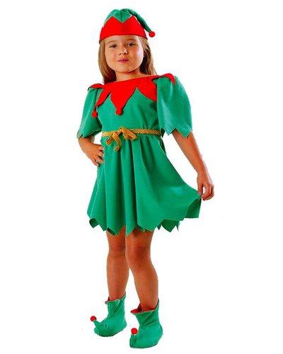 Magicoo Elf Kostüm für Mädchen