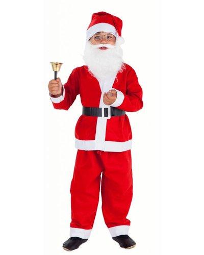 Magicoo Weihnachtsmann Kostüm Kinder