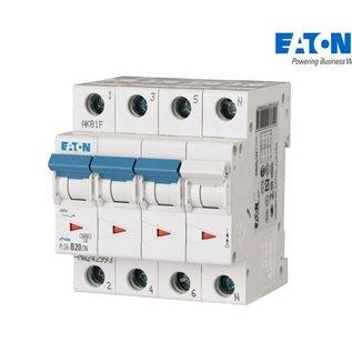 Eaton Installatieautomaat 3P+N B20
