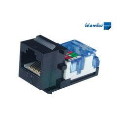 RJ45 zelfsnijdende connector CAT5e
