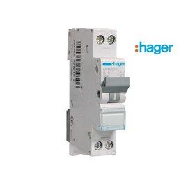 Hager Hager Installatieautomaat 16A B 1P+N